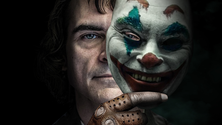 film bertema mental illness Film Joker 2019 Joaquin Phoenix - besthqwallpapers