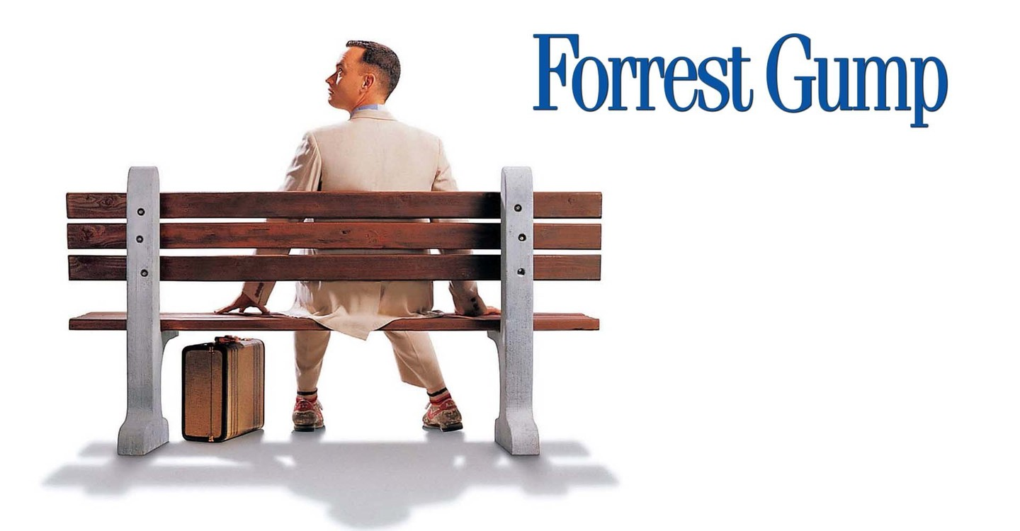 Poster Film Forrest Gump Tom Hanks - justwatch