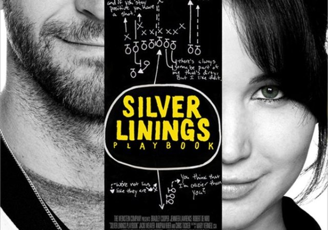 film bertema mental illness Poster Film Silver Linings Playbook - hardrockfm